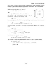 Thermodynamics HW Solutions 954
