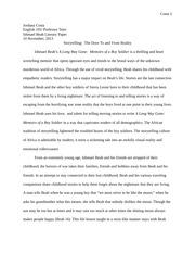 Ishmael essay