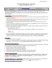 psy250 syllabus Psy 250 - survey in biopsychology - fall 2017 department of psychology, college of arts & sciences, stony brook university tuesday & thursday 5:30 pm - 6:50 pm.