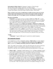 essay question instructions