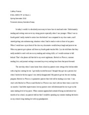 Literacy narrative essays | Academic Coaching and Writing LLC