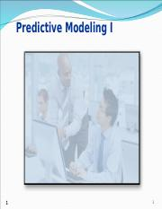 Predictive Modeling I_IS358_FA16.ppt