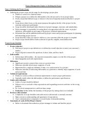 Project-Management-Ch.4
