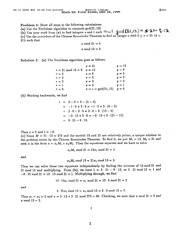 Math 55 - Fall 1996 - Strain - Final Solutions