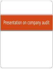 appointment and removal of auditor.ppt