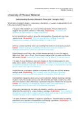 understanding business research terms and concepts part 2 Res 351 week 5 individual understanding business research terms and concepts part 3 answer by kathy9chugg in types school work and res 351.