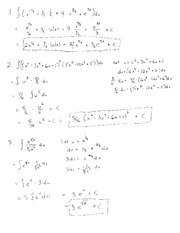 Final Exam Solutions on Applied Calculus