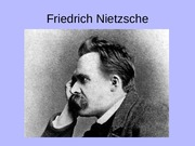 PHIL 312 - Nietzsche - GoM First Treatise