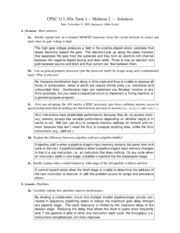 cs313-2005-t1-midterm2-solution