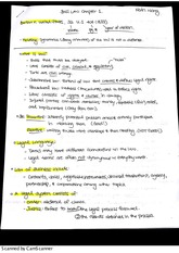 Chapter 1 What is Law Notes