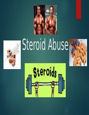 Steroids Use .pptx