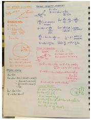 Notes Midterm 1 EMCH 212 part 2