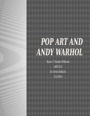 Pop art and andy warhol.pptx