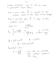 ENEL 673 Faraday's Law Notes