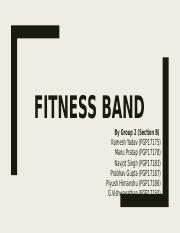 Distribution System_Fitnessband_Group 2_Section B.pptx