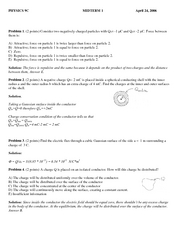 Midterm 1A Solutions