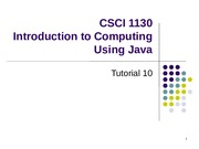 CSCI1130-Tutorial10_2D Array and File IO