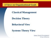 MGMT 370 -  Lecture 07 goals