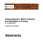 afroeuropeans_abstract book_03072017.pdf