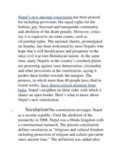 new nepal notes what to know