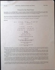 PS211 Pretest for Final Exam