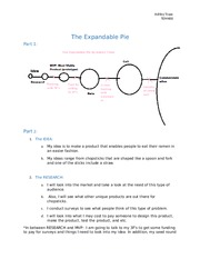 HW Expandable Pie