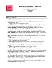 principles of mgmt study guide ch