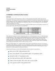 ipv6 term paper