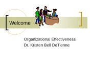 Session 1 (Introduction to Organizational Effectiveness Revision) (1)