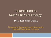 20131205_Introduction_of_Solar_Energy