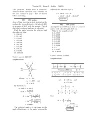 Exam 3-solutions