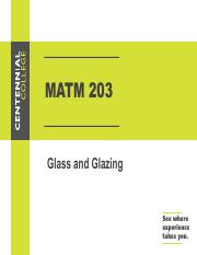 Lecture 7 - Glass and Glazing New - s.pdf