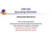 QueueingNetworks