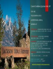 Current Conditions @ Jackson Hole, WY.pptx