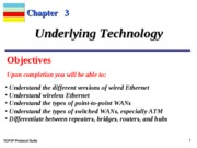 Chap-03 Underlying Technology