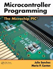 Microcontroller Programming, The MicroChip PIC
