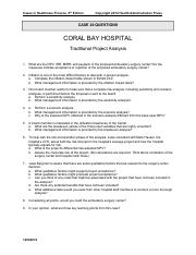 CASE 20 Questions 5th edition-edited