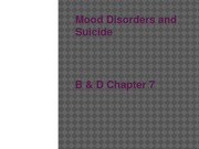 "Abnormal Psych â€"" Mood & suicide, Eating & obesity, Sleep, Physical disorders & h"