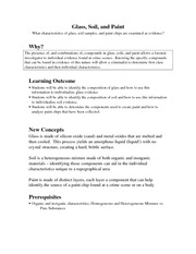 CHE 113 : INTRO. TO FORENSIC SCIENCE - Syracuse - Page 1