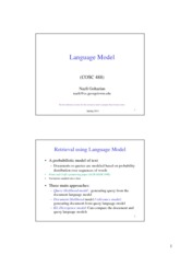 LanguageModel