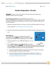 31 Circuits Worksheet Answer Key - Free Worksheet Spreadsheet