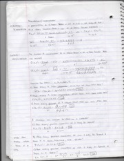 The Addition and Multiplication Principle, Permutations and Combinations Notes Page 2