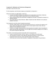 Week 5 Assignment 2 Questions + Rubric