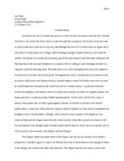 grendel dialectical journals jillian houle ap literature  3 pages grendel essay real