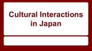 Japan Country Project Powerpoint