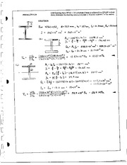 693_Mechanics Homework Mechanics of Materials Solution