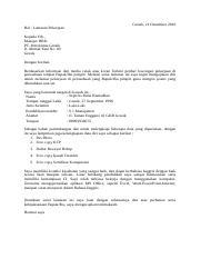 Surat Lamaran Gresik 21 Desember 2016 Hal Lamaran Pekerjaan Kepada