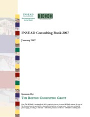 Insead Case Book