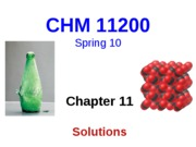 Chapter 11 - Solutions - complete