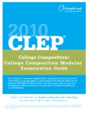 clep-college-composition-exam-guide